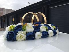 украшение авто на свадьбу Смоленск