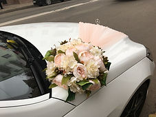 украшение свадебного авто Смоленск