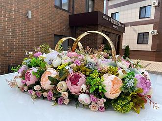 свадебные украшения авто Смоленск