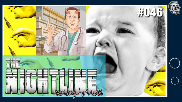 4/29/19 Organized Confusion and the Vaxx Hysteria