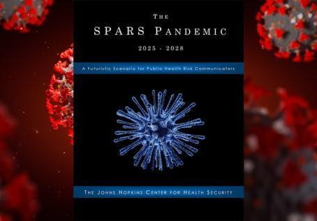 Johns Hopkins ran a coronavirus simulation in 2017