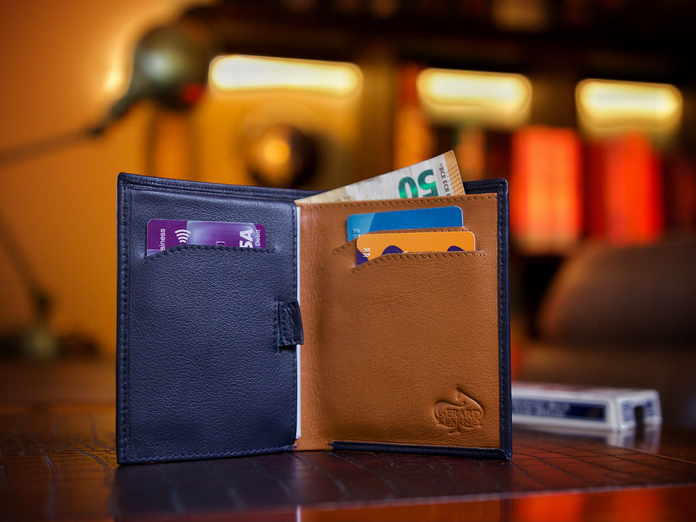 Card to wallet, magicians wallet, Rebel elite wallet
