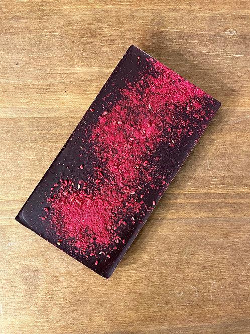 Dark Chocolate & Raspberry Bar