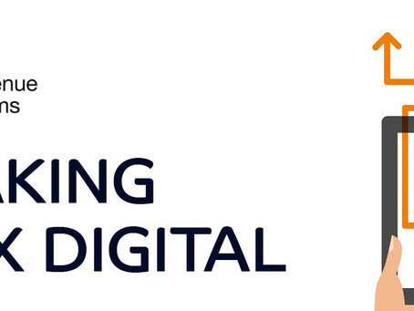 Making Tax Digital- an Update