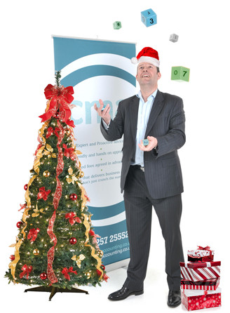 Christmas Tax Tips from CMA Accountancy