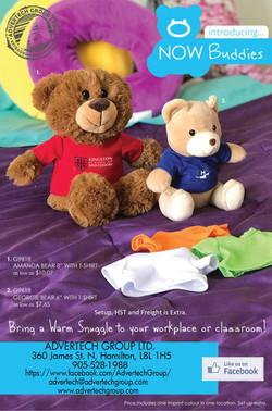 NOW BUDDIES! Stuffed Bear Sale!