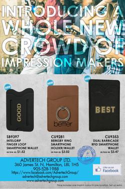 Smartphone Wallet Flyer