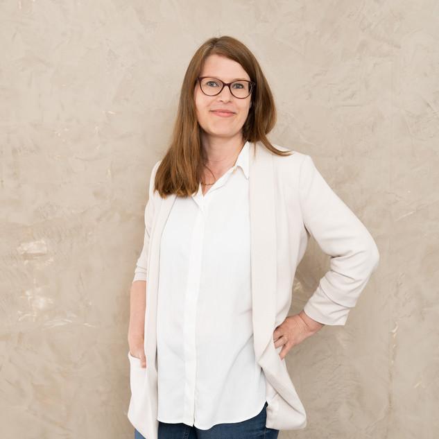 Anu Kiviniemi – CFO