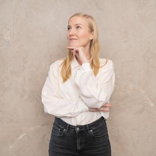 Marja-Kristiina Mäkinen – Management Assistant