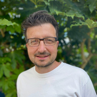 Mark Robertson – Editor