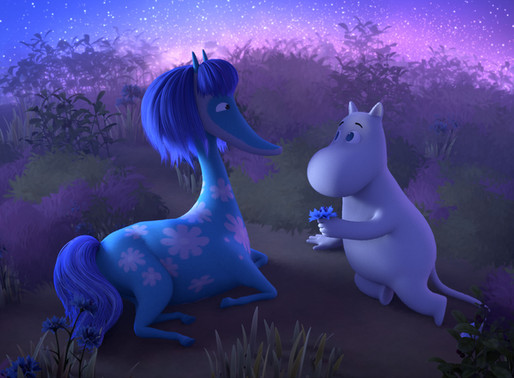 PGS secures over 10 public broadcasters across the world for Moominvalley by Gutsy Animations