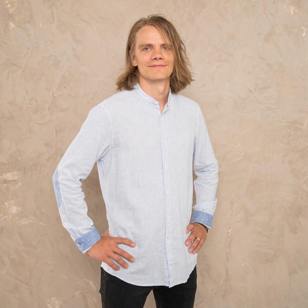 Marko Puhakka - Editor & Technical Operations Coordinator