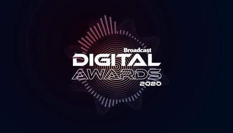 Moominvalley shortlisted for a Broadcast Digital Award