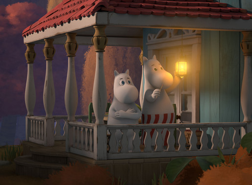 'MOOMINVALLEY' CONQUERS THE NORDICS
