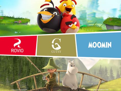 Muumilaakson tuotantoyhtiö Gutsy Animations kasvaa Rovio Entertainmentin sijoituksen myötä
