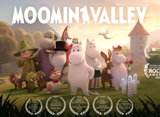 Moominvalley at Encounters Film Festival