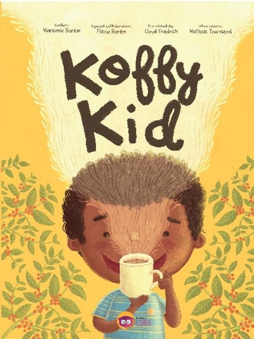Koffy Kid (Livro infantil em inglês)