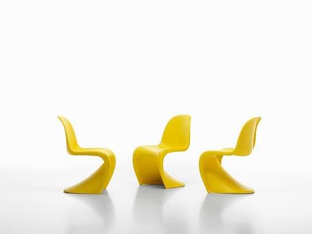 Cadeiras que marcaram época e me marcaram também!