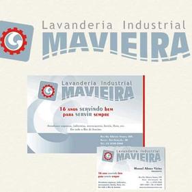 Lavanderia Mavieira