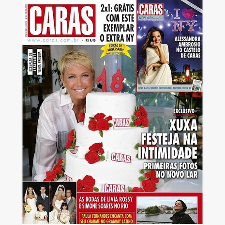 Diagramação #freela @carasbrasil #Ingrid