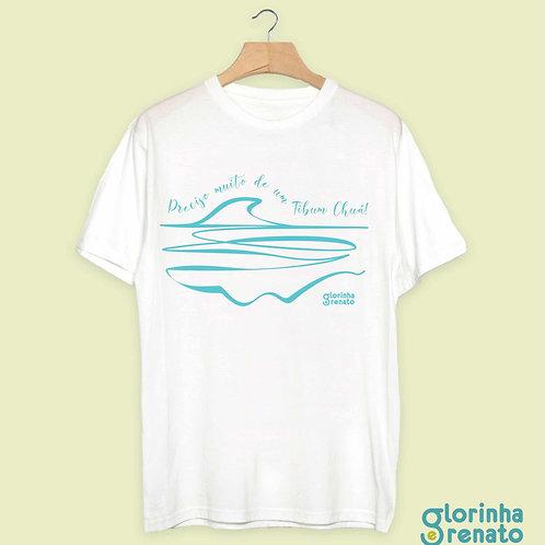 Camiseta Tibum Chuá Infantil