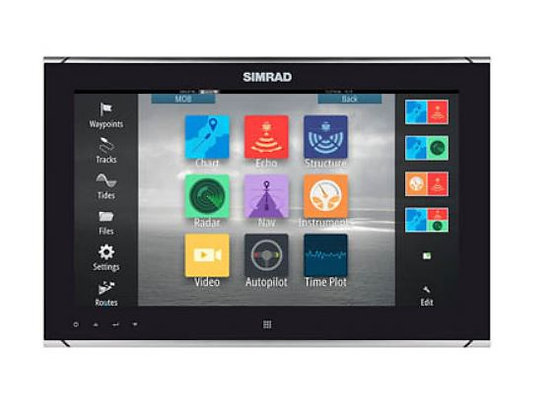 Simrad Touchscreen Monitors MO16/19/24