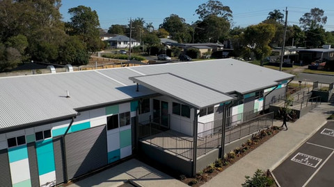 Deception Bay Childcare Centre by SGB Group