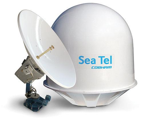 Cobham SeaTel TVRO 120/100/80 TV