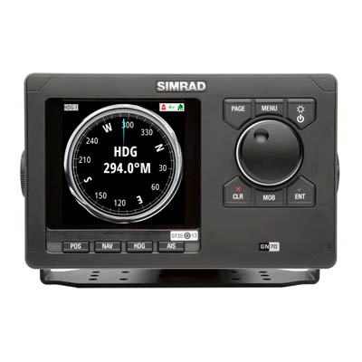Simrad GN70 Global Navigation System