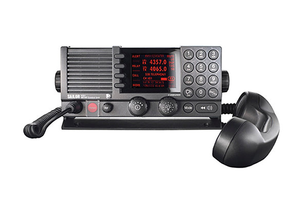 SAILOR Maritime MF/HF Radios