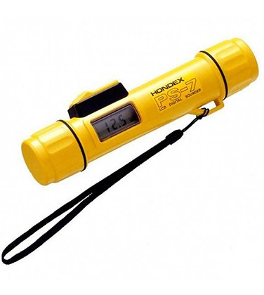 HONDEX PS7 portable depth sounder