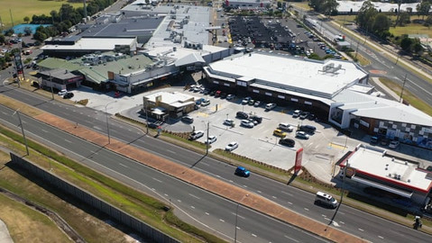Deception Bay Shopping Centre Retail by SGB Group