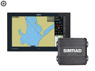 Simrad E50xx ECDIS system