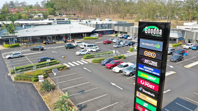 SGB Group Goodna Shopping Village