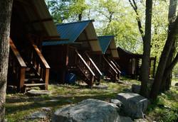 Cabins 3-6 Sleeps 2
