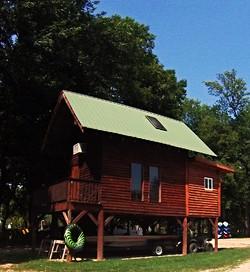Cabin 11 Treehouse Sleeps 8