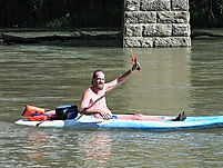 Kayaks Graice's Elk River Noel Missouri Pineville Missouri