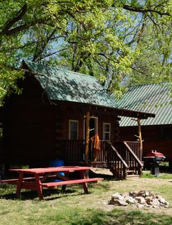 Cabin 10 Sleeps 4