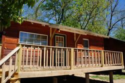 Cabin 9/Bunkhouse Sleeps 12