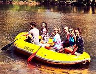 Rafts Elk River Pineville Missouri Noel Missouri