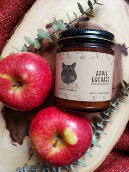 """""""Apple Orchard"""" Candle"""