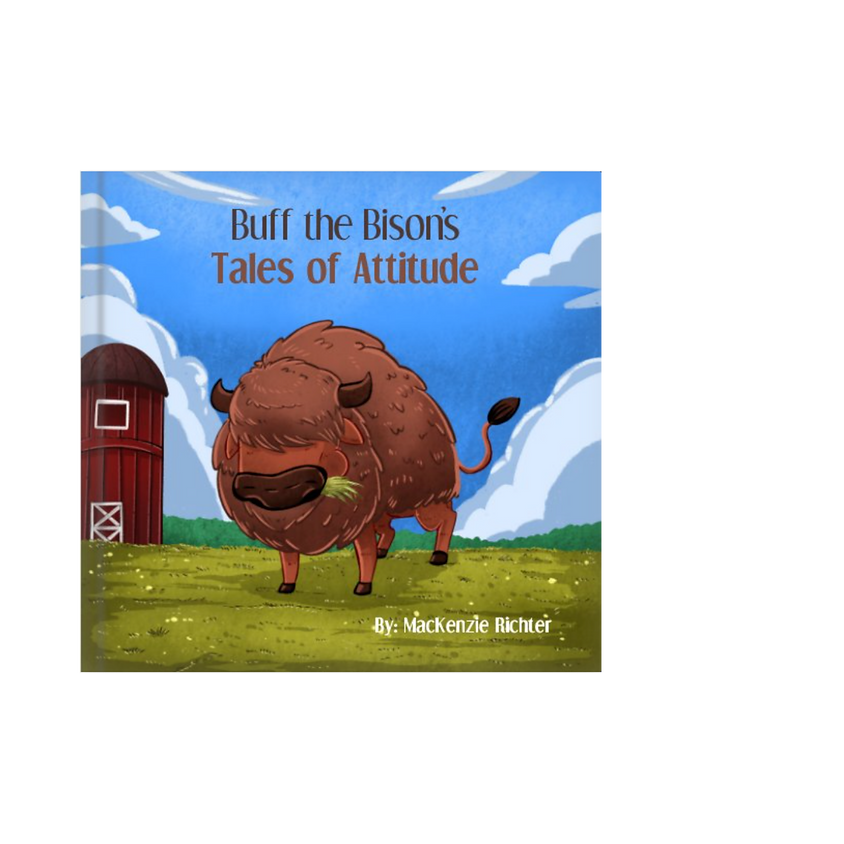 Introducing Buff's Tales of Attitude