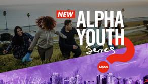 Alpha-kurs for ungdom 31. oktober kl. 17.00