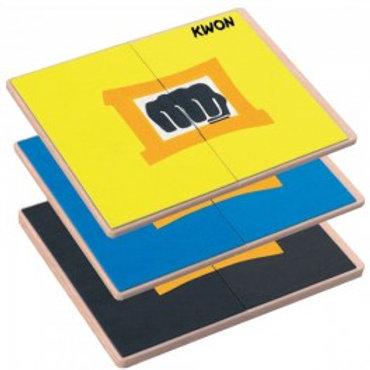 Planches de casse (réutilisables) / Breaking boards (reusable)