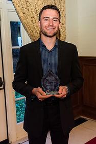 Aaron A.J. AJ Eckstein Most Outstanding President Award USC Marshall School of Business