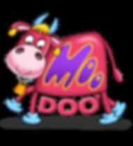 Moo Doo Logo, a Moo Music Party