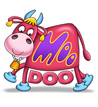 Moo Doo Logo, a Moo Music Party