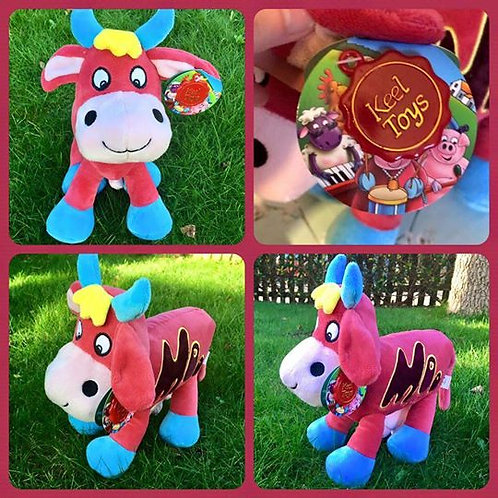 Maggie Moo Soft Toy