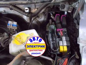 Ремонт Заднего дворника - Opel Corsa - L
