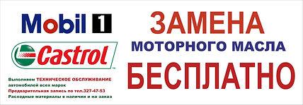 Замена масла в Пушкине